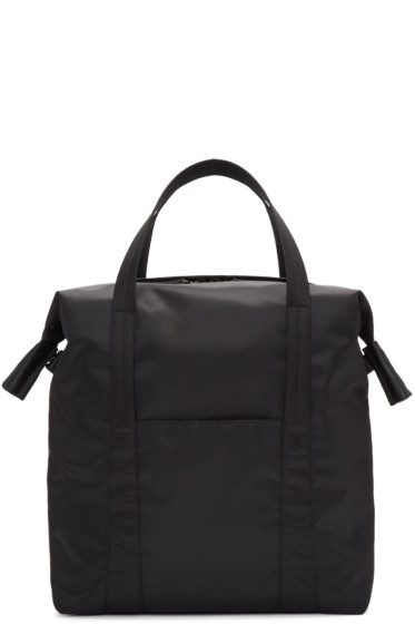 Maison Margiela - Black Nylon Tote Bag