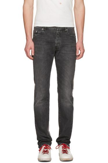 Maison Margiela - Black Ash Jeans
