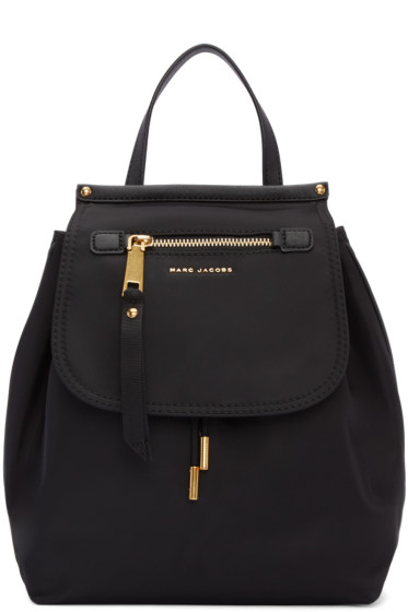 Marc Jacobs - Black Trooper Backpack