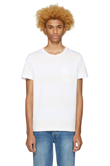 A.P.C. - White Road T-Shirt