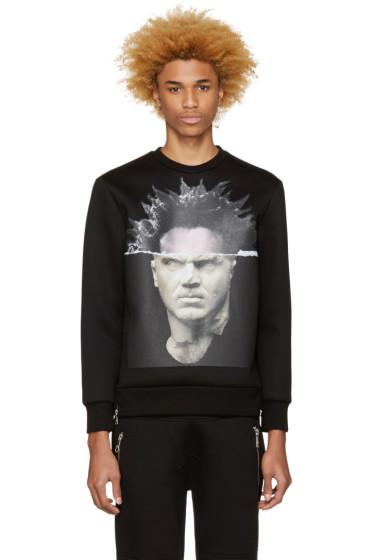 Neil Barrett - Black Basquiat Pullover