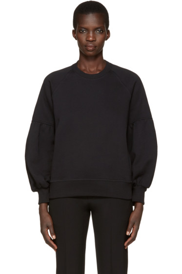 Burberry - Black Bell Pullover