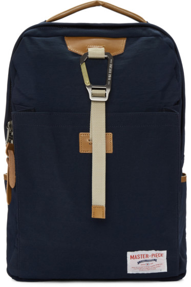 Master-Piece Co - Navy Link Backpack
