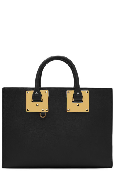 Sophie Hulme - Black Albion East West Tote