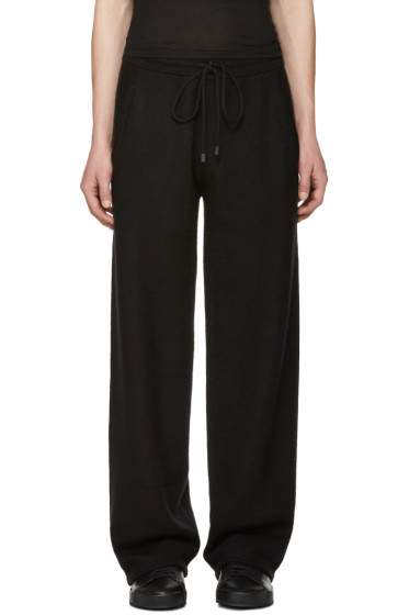Calvin Klein Collection - Black Cashmere Redel Lounge Pants