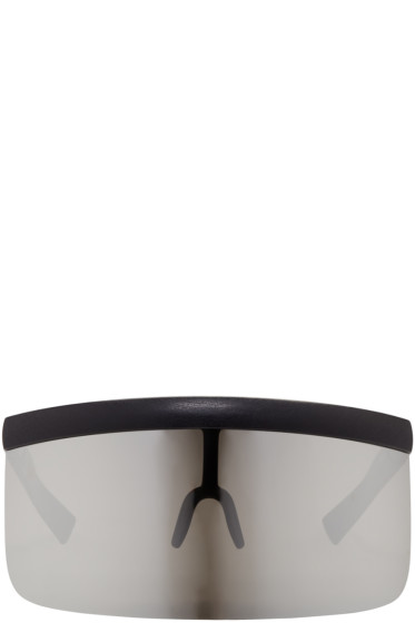 Mykita - Black Bernhard Willhelm Edition Daisuke Sunglasses