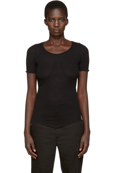 Isabel Marant Etoile - Black Luceo T-Shirt