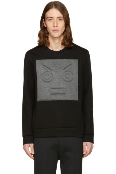 Fendi - Black Patch Pullover