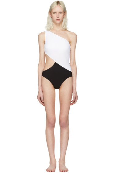 Araks - Black & White Elmar Swimsuit