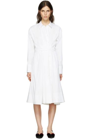 Emilio Pucci - White Shirt Dress