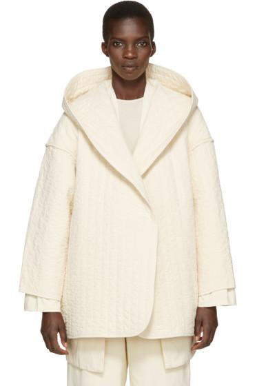 Lauren Manoogian - Off-White Kendo Coat