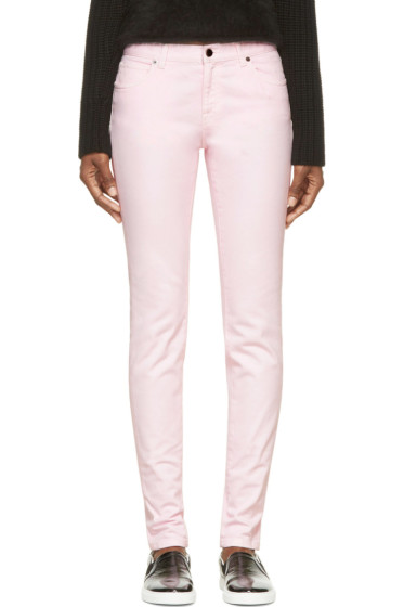 Christopher Kane - Pink Skinny Jeans