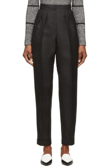 Roksanda - Grey Wool Marre Trousers