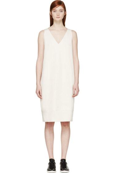 Rag & Bone - Off-White French Terry Adrianna Dress
