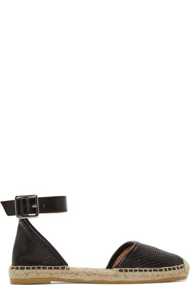 Marc by Marc Jacobs - Black Summer Breeze Espadrilles