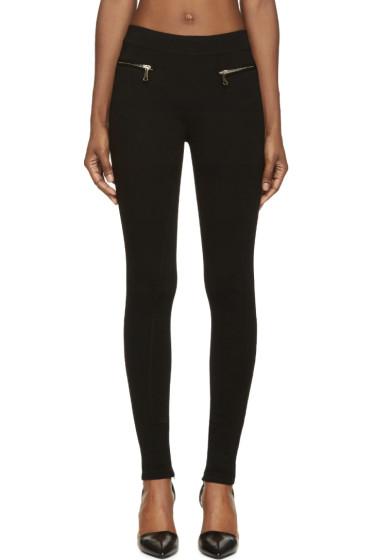 Givenchy - Black Ponte Leggings