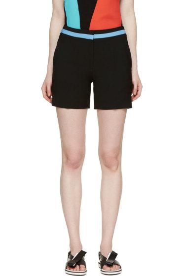 Roksanda - Black Crepe Marsden Shorts