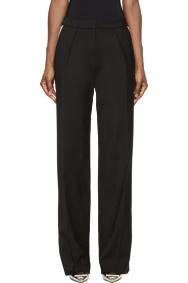 Roksanda - Black Wide-Leg Lawrie Trousers