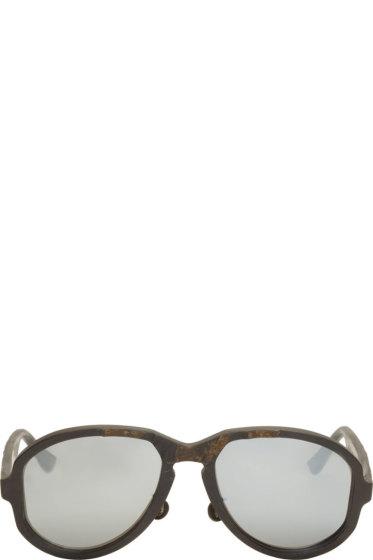 Thamanyah - Black Horn Rigards Edition Sunglasses