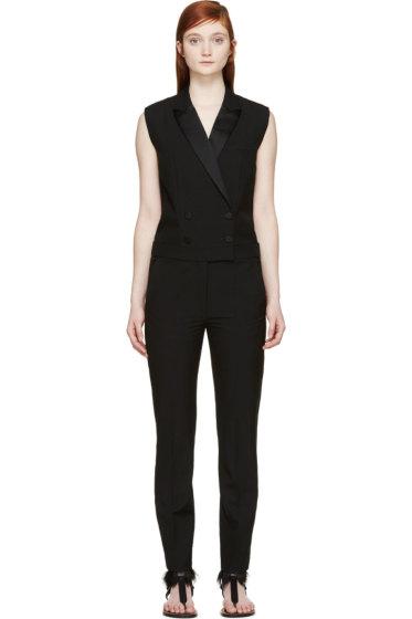 Isabel Marant - Black Tailored Milt Jumpsuit