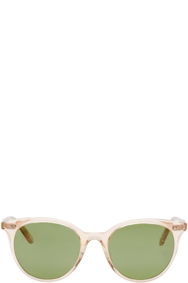 Garrett Leight - Pink Dillon Sunglasses
