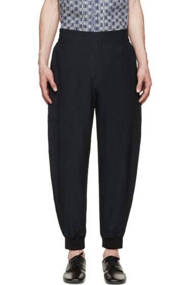 Lemaire - Midnight Blue Lounge Pants