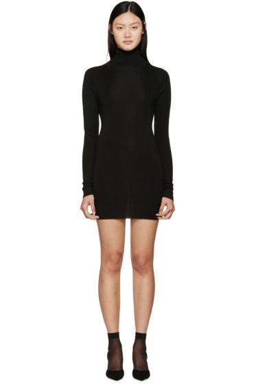 Dolce & Gabbana - Turtleneck Knit Dress