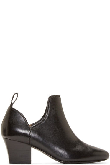 3.1 Phillip Lim - Black Taylor Ankle Boots