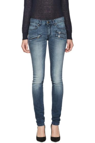 Pierre Balmain - Blue Faded Jeans