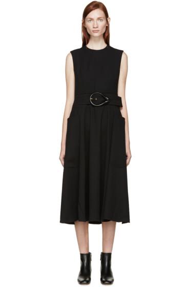 J.W.Anderson - Black Belted Dress