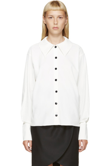J.W.Anderson - Ivory New Age Blouse
