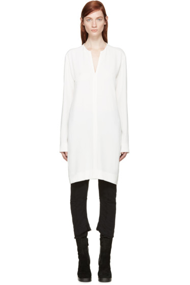 Haider Ackermann - Ivory Long Sleeve Tunic