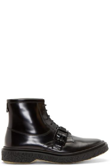 Adieu - Black Type 46 Boots