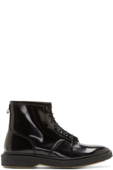 Adieu - Black Type 22 Boots