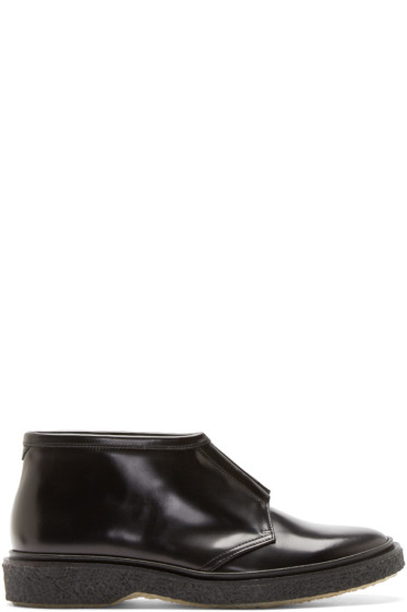 Adieu - Black Type 3 Ankle Boots