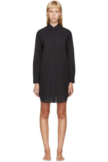 Raphaëlla Riboud - Black Lace-Inset Museletta Shirt