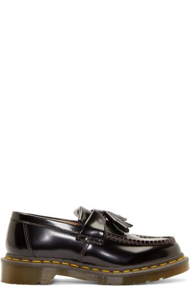 Comme des Garçons Comme des Garçons - Black Dr. Martens Edition Loafers