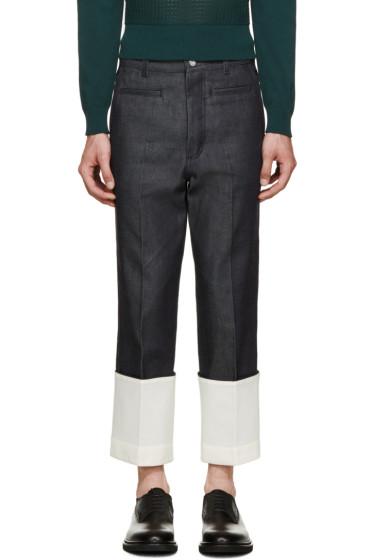 Loewe - Indigo Fisherman Jeans