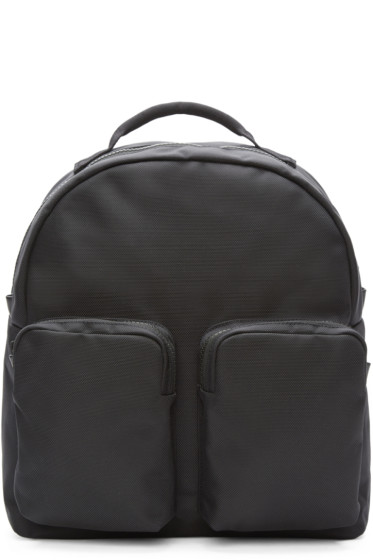 YEEZY Season 1 - Black Nylon Pocket Backpack