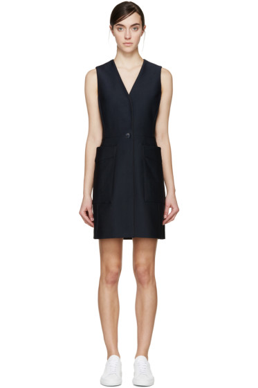 Rag & Bone - Navy Fleet Dress
