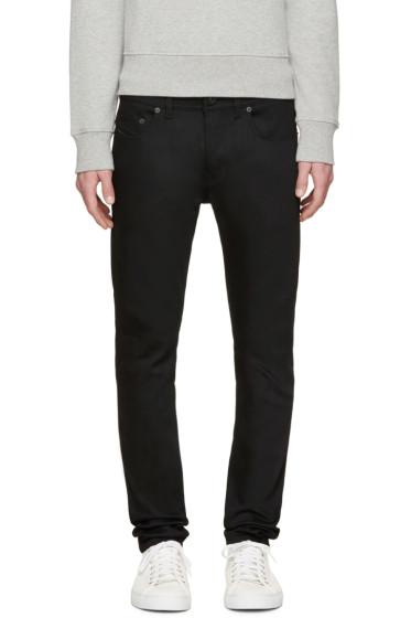 Diesel Black Gold - Black Super Skinny Jeans