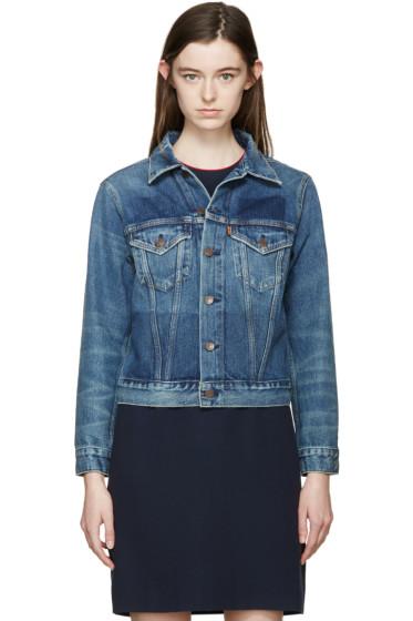 Levi's Vintage Clothing - Blue Denim Type III Jacket