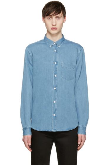 Acne Studios - Blue Denim Isherwood Shirt