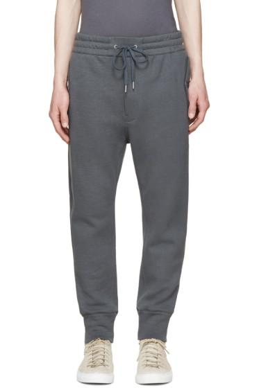 Helmut Lang - Grey Knit Lounge Pants