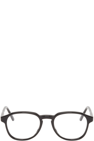 Super - Black Numero 02 Optical Glasses