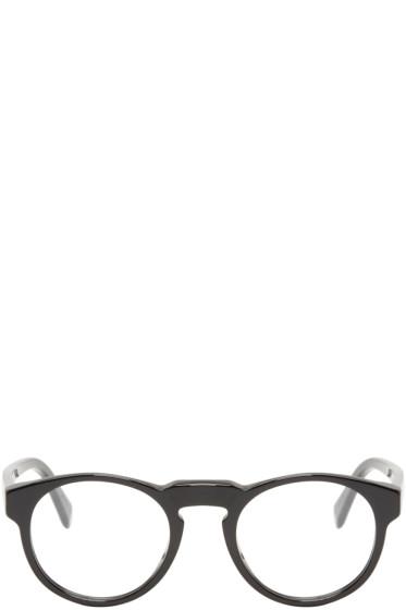 Super - Black Round Paloma Glasses