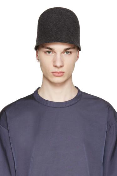 Robert Geller - Grey The Jacobs Hat