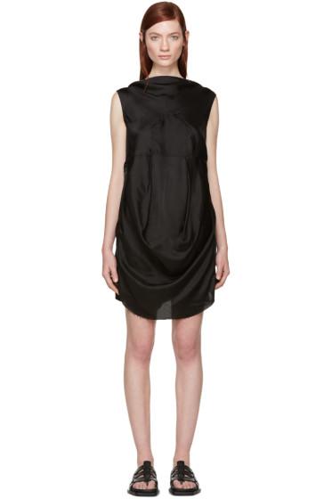 Rick Owens - Black Seahorse Dress