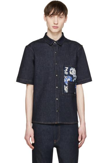 Jil Sander - Indigo Denim Shirt