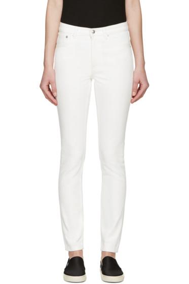 A.P.C. - White High Standard Jeans